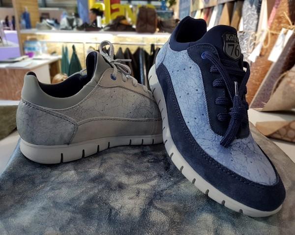Piel para calzado